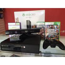Xbox 360 Original + Kinect + Jogos