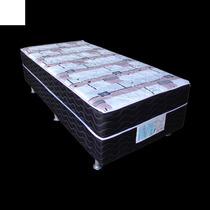 Cama Box Solteiro 0,88x1,88 || Preço Bom Colchões