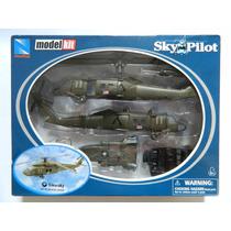 C93 - Helicóptero Sikorsky Uh-60 Black Hawk - Kit De Montar
