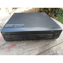 Laser Disc Sony Mdp 500 - Não Abre A Gaveta