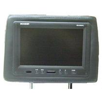 Encosto Tela 9 Booster Bm-9600pl 2 Entrada A/v Preto