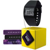 Relógio Technos Mariner Troca Pulseira - Hsb0018p Original