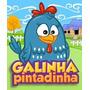 Kit 3 Tablets Infantil Multifunções Da Galinha Pintadinha