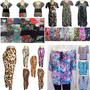 Kit Revenda 3 Moda Feminina 12 Un. Atacado Blusa Vestido Leg