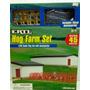 Ertl Hog Farm Country Set 45 Peças (animais, Galpões, Cerca)