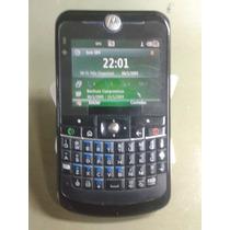 Motorola Smartphone Q11 + Wi-fi + Gps Windows Mobile - Usado