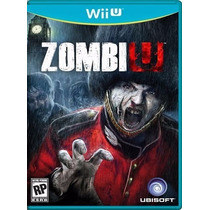 Zombiu Zombi U - Nintendo Wii U Original