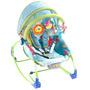 Cadeira De Descanso Musical P/bebês Bouncer Sunshine Baby