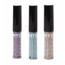 Nyc Eye Dust Olhos Kit 3 Produtos Original