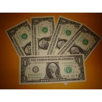 Uma Cédula De 1 Dolar Americano De 2009 - Absolutamente Nova