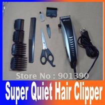 Maquina De Barbear Cortar Cabelo Elétrico
