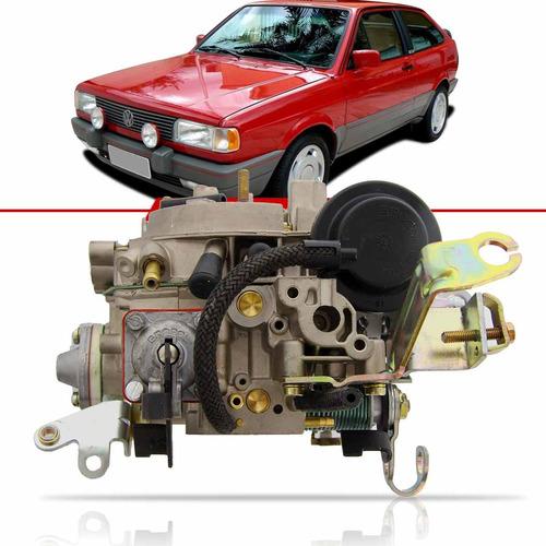 Carburador Gol Gt 1.8 84 / 93 Álcool Transm Auto Prev Ar Cond