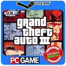 Grand Theft Auto Iii Pc Steam Cd-key Gta 3 Gta Iii