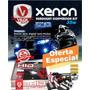 Kit Xênon Hid Conversor Reator Ultra Slim Digital