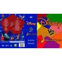 Coleção Disney+ Vs Dream Works Animação Digitray 30 Dvds