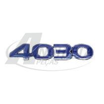 Emblema Cristaltech 4030 Caminhao Ford Cargo-