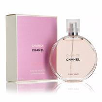 Chanel Chance Eau Vive 100 Ml. Lancamento Orginal Dutty Free