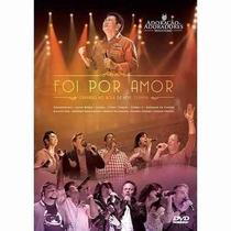Dvd Foi Por Amor - Adoração Adoradores Ministério