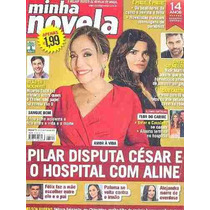 Revista Minha Novela 731: Susana Vieira / Chiquititas / Vida