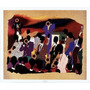Poster (66 X 56 Cm) Big Band Leroy Campbell