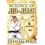 Demian Maia A Ciência Do Jiu-jitsu 6 Dvds Video Aula Qualid
