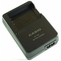 Carregador Casio Bc-130l P Np-130 Exilim Ex-zr1000 Ex-zr320