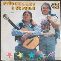 Lp Peão Carreiro E Zé Paulo (meu Cajuzinho)