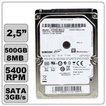 Hd 500gb Notebook Lenovo Thinkpad T410 500 Gb