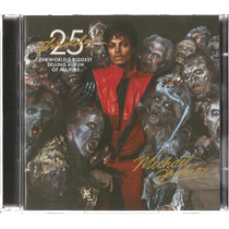 Michael Jackson-thriller (25º Aniversario-cd+dvd)