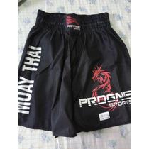 Bermuda Muay Thai Progne (short,calção) Masculino