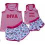 Ki Pijamas Diva E Mini Diva