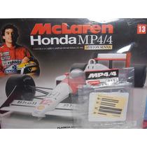 Mclaren Mp4/4- Ayrton Senna Planeta De Agostini Edição 13