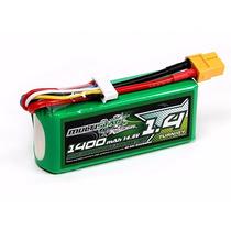 Lipo Bateria 1400mah 4s 40c 40/80c Drone Racer Multistar