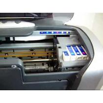 Epson R200 Imprimi Dvd- Cabeça Entupidas