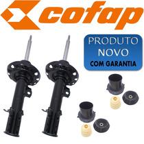 Kit 2 Amortecedor Dianteiro Montana Cofap Novo+ Kit E Coxim