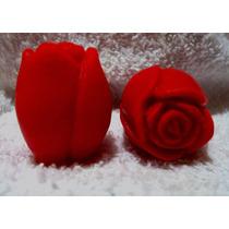 Sabonete Artesanal- Botão De Rosa