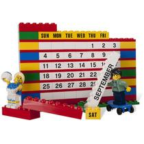 Lego 853195 Brick Calendar Calendário + 2 Minifigures