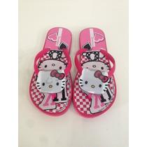 Chinelo Hello Kitty Ipanema / Grendene Kids