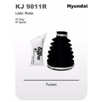 Kit Coifa Homocinética Hyundai Tucson 2.0 2.7 Kj9811r L Roda