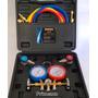 Manifold Ar Condicionado Automotivo R134-22-404 Com Maleta