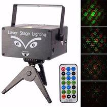 Laser Projetor Holográfico Música Mp3 Usb-pronto Entrega