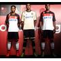 Camisa Flamengo Branca Adidas Original 2014 Sem Patrocinio