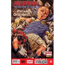 Deadpool # 05 Edição Especial Pecados Originais Novo Lacrado