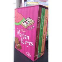 Livro - Box Coleção Marian Keyes Férias! Melancia Sushi Novo