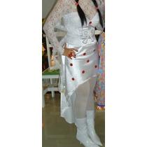 Vestido Caipira De Noiva Moderno
