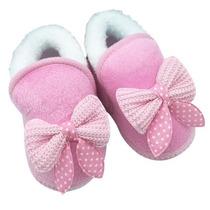 Sapatinho Pantufa Bebê Infantil Nenem Promoção Inverno