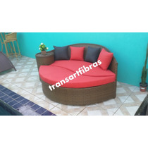 Moveis De Fibra Sintetica Sofa Dubai E Puff