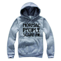 Moletom, Blusa, Normal People Scareme American Horror Story