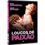Filme Em Dvd Original Loucos De Paixão Seminovo