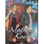 Kit Cd + Dvd Matheus E Kauan - Mundo Paralelo Ao Vivo